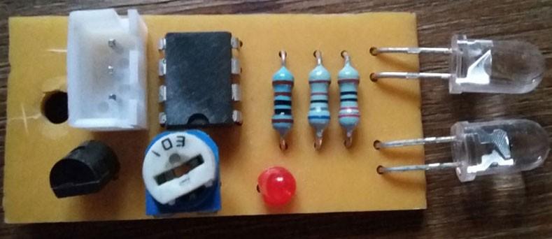 IR-infra-red-sensor-module