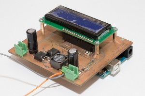 Arduino MPPT Solar Charger Shield