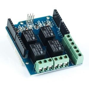 Nice list of Arduino shields
