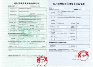 HOW TO: China import/export permit and company bank