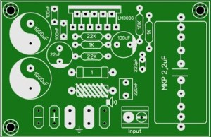 LM3886 Layout Ver.5