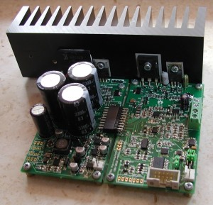Arduino Controlled Modular Bench Power Supply