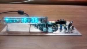 MSP430 VFD Clock