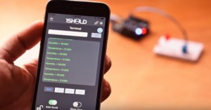1Sheeld Turns your iPhone into a platform of Arduino shields