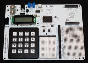 Zilog Educational Platform