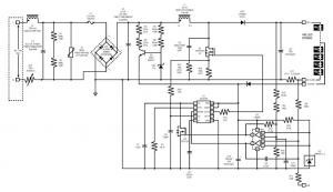 White LED Driver Circuits for Off-Line Applications using Standard PWM Controllers