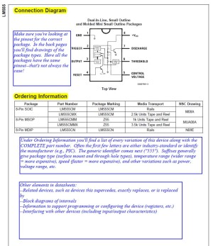 How to Read a Datasheet