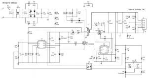 A High-Efficiency Synchronous Rectifier Flyback for High-Density AC/DC Adapter