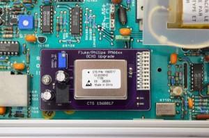 Fluke/Philips PM66xx frequency counter OCXO upgrade