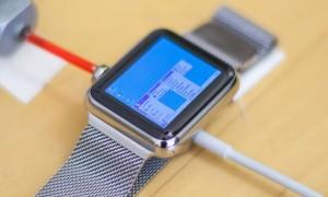 Windows 95 on an Apple Watch