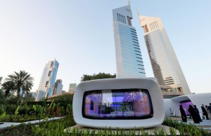World's first 3D-printed office opens in Dubai