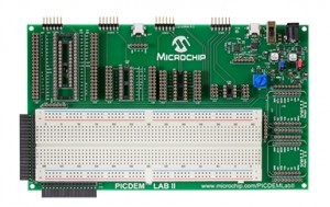 PICDEM™ Lab II Development Board