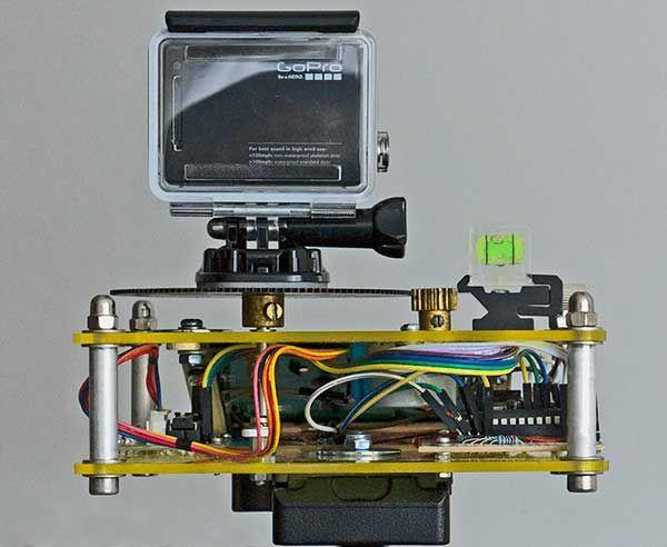 Arduino-Gopro-4