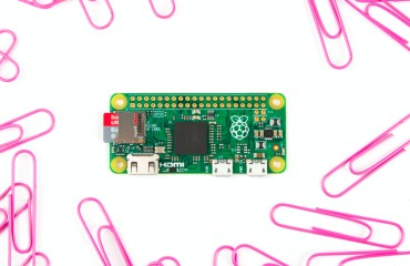 Raspberry Pi Releases Tiny $5 Computer: Model Zero 3