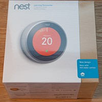 Nest Learning Thermostat 3rd Gen Hot Water Installation 10