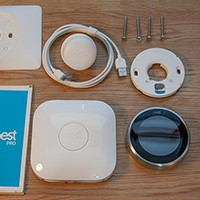 Nest Learning Thermostat 3rd Gen Hot Water Installation 11