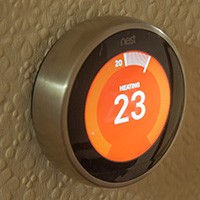 Nest Learning Thermostat 3rd Gen Hot Water Installation 18