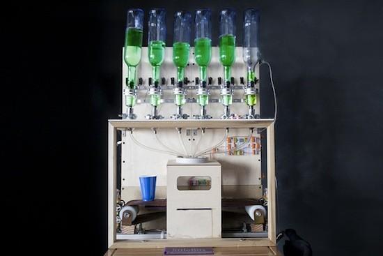 5 robotic bartenders to celebrate Cinco de Mayo 13