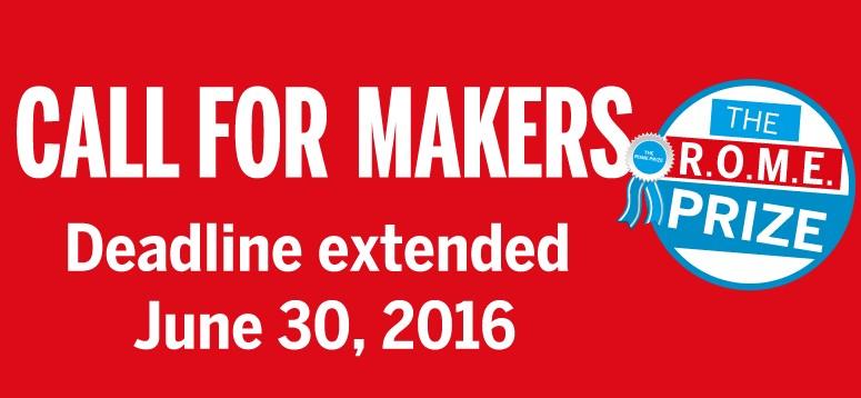 Maker Faire Rome Call for Makers: Deadline June 30, 2016! 2